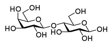 Lactose Chemical Structure